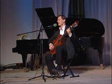 Костромская ГТРК: В Костроме прошел юбилейный концерт музыканта Игоря Белова