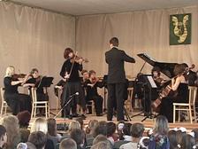 Костромская ГТРК: В школе искусств № 2 новый концертный зал
